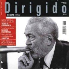 Cine: DIRIGIDO POR 344. Lote 262940155