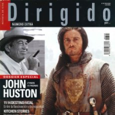 Cine: DIRIGIDO POR 345. Lote 262940280