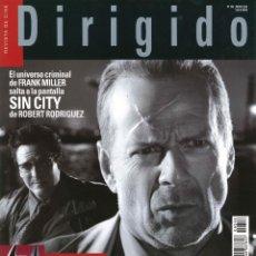 Cine: DIRIGIDO POR 346. Lote 262940325