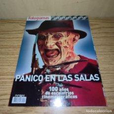 Cine: FOTOGRAMAS: PÁNICO EN LAS SALAS. Lote 262962495