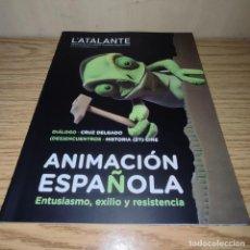 Cine: L' ATALANTE: ANIMACIÓN ESPAÑOLA. Lote 263027815