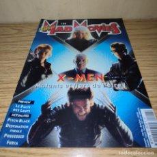 Cine: MAD MOVIES 116: X-MEN. Lote 263028930
