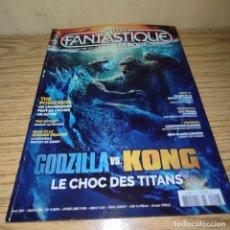 Cine: L' ECRAN FANTASTIQUE REBOOT: GODZILLA VS. KONG. Lote 263029150
