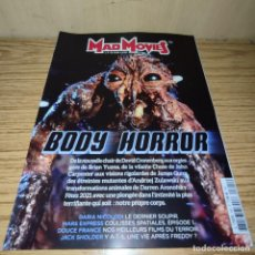 Cine: MAD MOVIES: BODY HORROR. Lote 263029325