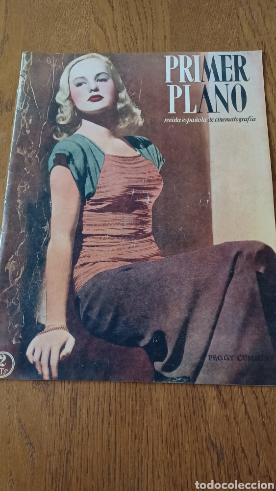 REVISTA PRIMER PLANO N°326. LOLA FLORES Y MANOLO CARACOL. - RITA HAYWORTH- (Cine - Revistas - Primer plano)