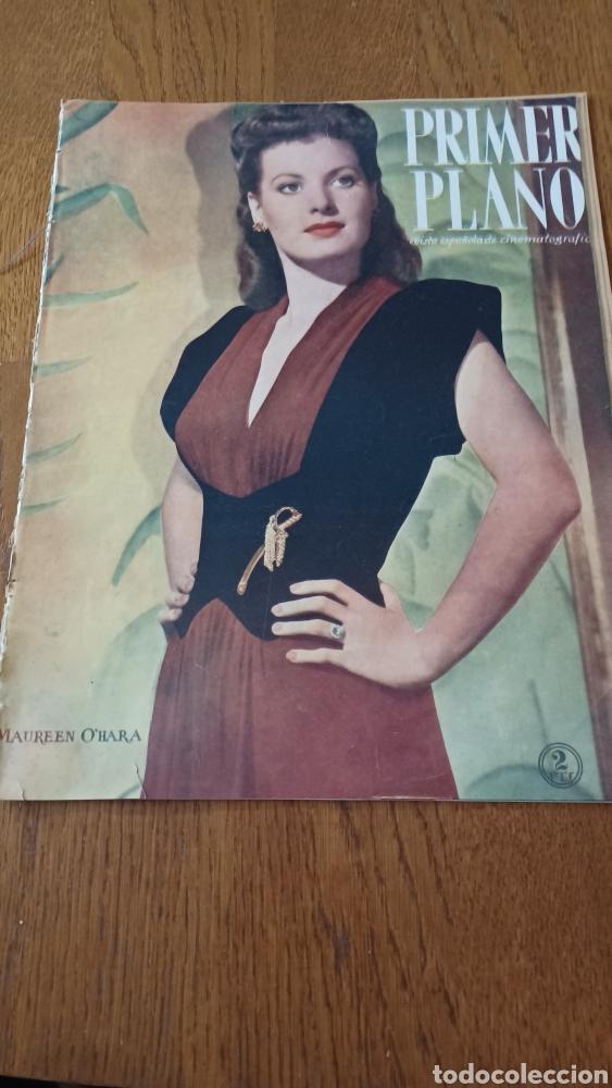 REVISTA PRIMER PLANO N°321.MAUREEN O' HARA - HAROLD LLOYD (Cine - Revistas - Primer plano)