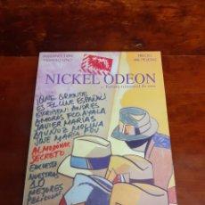 Cinema: NICKEL ODEON N°1. INVIERNO 1995. PEDRO ALMODÓVAR SECRETO. PERFECTO ESTADO. REVISTA DE CINE.. Lote 263713235