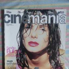 Cine: CINEMANIA Nº 9 JUNIO 1995. Lote 263879120