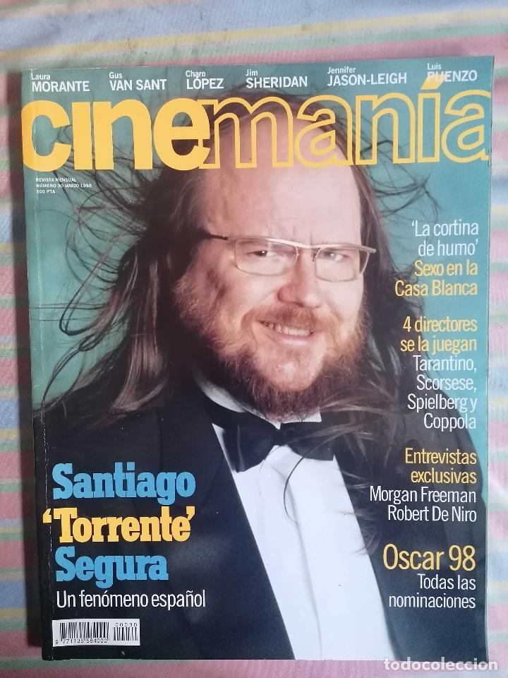 CINEMANIA Nº 30 MARZO 1998 (Cine - Revistas - Cinemanía)