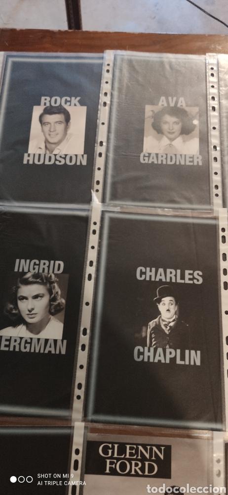 Cine: 33 Biografías de cine de la revista Acción Cine - Foto 6 - 263906455