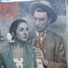 Cine: REVISTA PRIMER PLANO Nº 718, LOLA FLORES Y FERNANDO FERNÁN GÓMEZ, LANA TURNER, MARISA PRADO, FRANCI. Lote 264174624