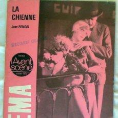 Cine: LA CHIENNE / JEAN RENOIR - REVISTA CINEMA Nº 162 OCTUBRE 1975 - VER DESCRIPCIÓN E INDICE. Lote 264516919