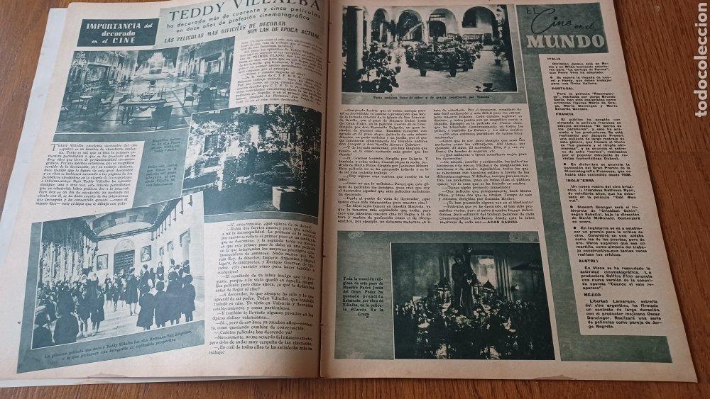 Cine: REVISTA PRIMER PLANO N° 318 . AÑO 1946. CAROLE LANDIS .- - Foto 4 - 264787499