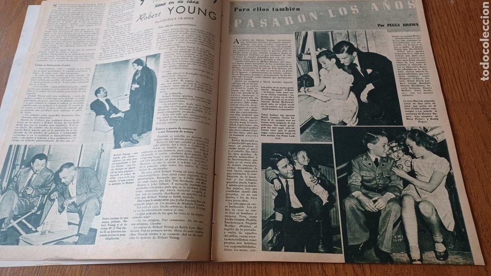 Cine: REVISTA PRIMER PLANO N° 318 . AÑO 1946. CAROLE LANDIS .- - Foto 5 - 264787499