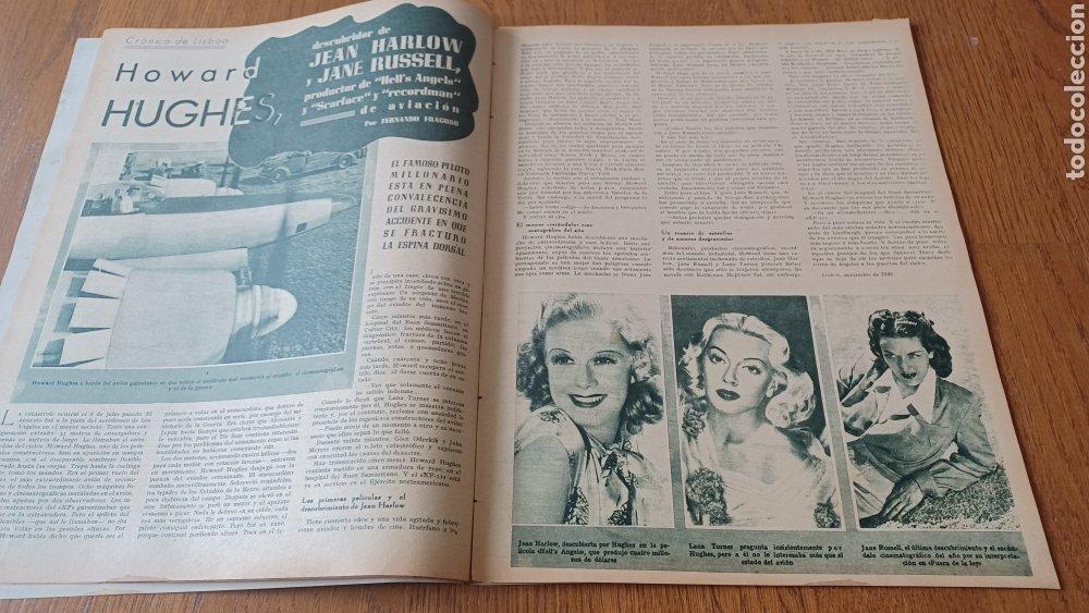 Cine: REVISTA PRIMER PLANO N° 318 . AÑO 1946. CAROLE LANDIS .- - Foto 6 - 264787499