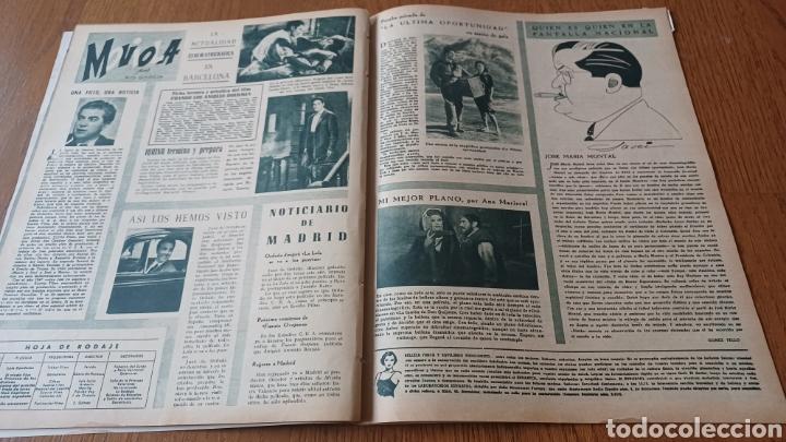 Cine: REVISTA PRIMER PLANO N° 318 . AÑO 1946. CAROLE LANDIS .- - Foto 10 - 264787499