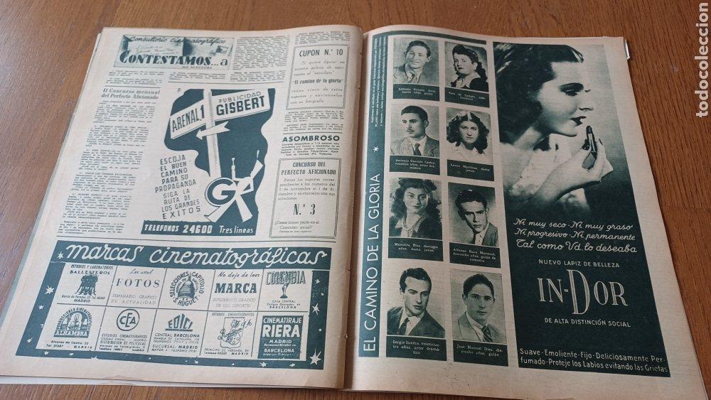 Cine: REVISTA PRIMER PLANO N° 318 . AÑO 1946. CAROLE LANDIS .- - Foto 11 - 264787499