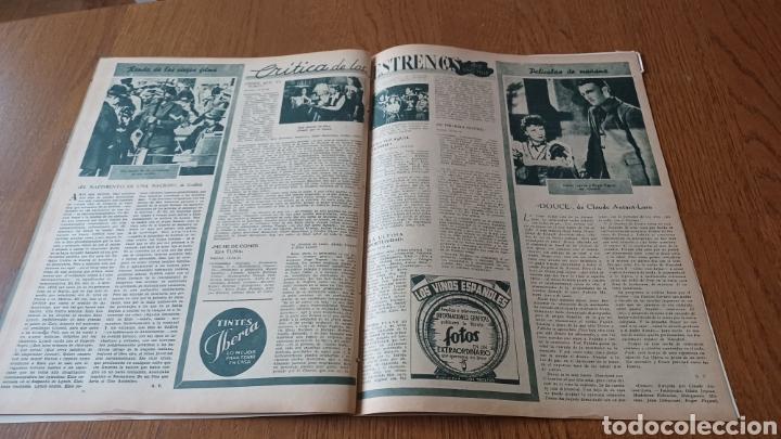 Cine: REVISTA PRIMER PLANO N° 318 . AÑO 1946. CAROLE LANDIS .- - Foto 12 - 264787499