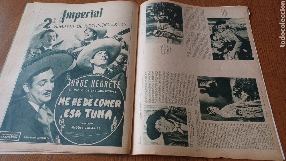 Cine: REVISTA PRIMER PLANO N° 318 . AÑO 1946. CAROLE LANDIS .- - Foto 13 - 264787499