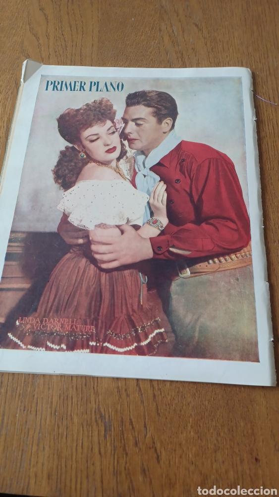 Cine: REVISTA PRIMER PLANO N° 318 . AÑO 1946. CAROLE LANDIS .- - Foto 15 - 264787499
