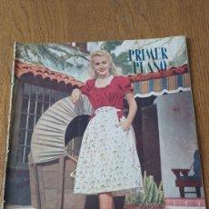 Cine: REVISTA PRIMER PLANO N° 318 . AÑO 1946. CAROLE LANDIS .-. Lote 264787499