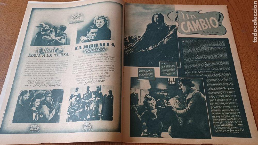 Cine: REVISTA PRIMER PLANO N°317 .AÑO 1946.JOAN CRAWFORD. - Foto 3 - 264793814