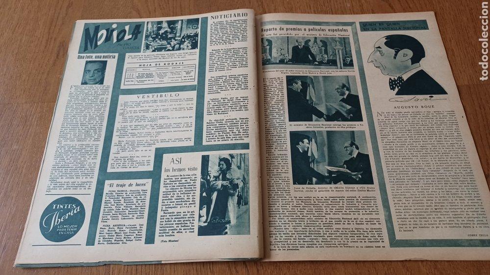 Cine: REVISTA PRIMER PLANO N°317 .AÑO 1946.JOAN CRAWFORD. - Foto 10 - 264793814