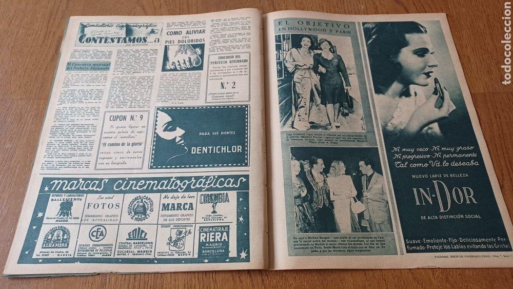 Cine: REVISTA PRIMER PLANO N°317 .AÑO 1946.JOAN CRAWFORD. - Foto 11 - 264793814