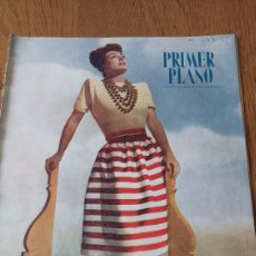Cine: REVISTA PRIMER PLANO N°317 .AÑO 1946.JOAN CRAWFORD.. Lote 264793814