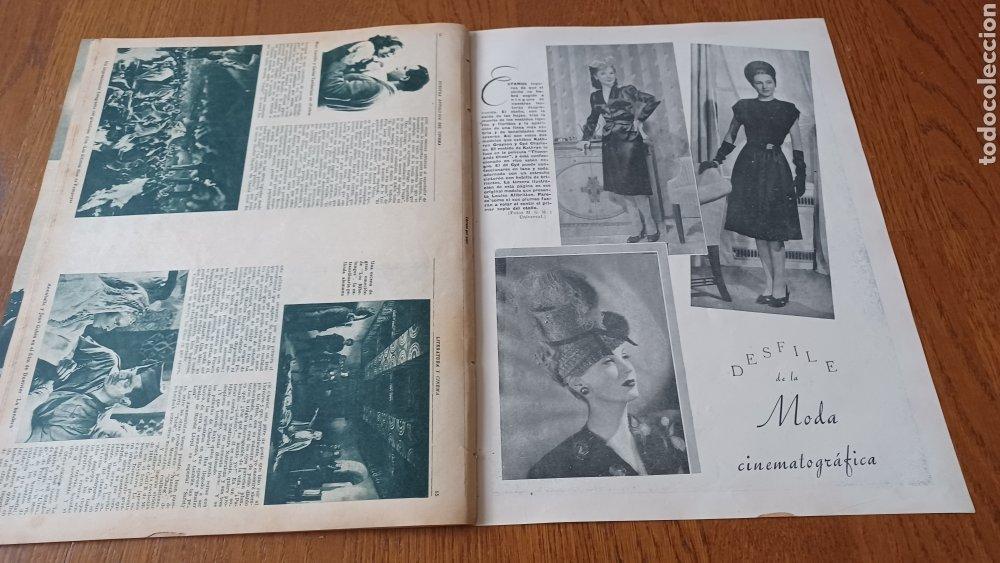 Cine: REVISTA PRIMER PLANO N° 316. AÑO 1946 . FAYE MARLOWE. - Foto 15 - 264795069
