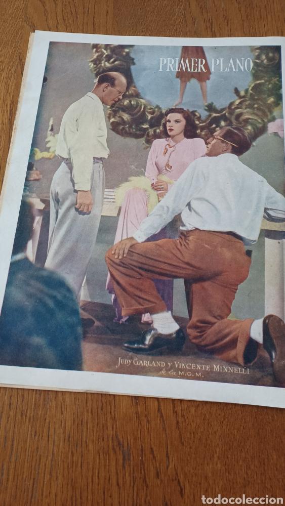 Cine: REVISTA PRIMER PLANO N° 316. AÑO 1946 . FAYE MARLOWE. - Foto 16 - 264795069