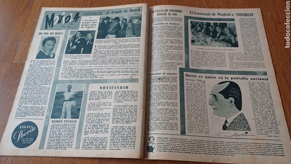 Cine: REVISTA PRIMER PLANO N°314. AÑO 1946 .JEAN ROGER. - Foto 9 - 264796074