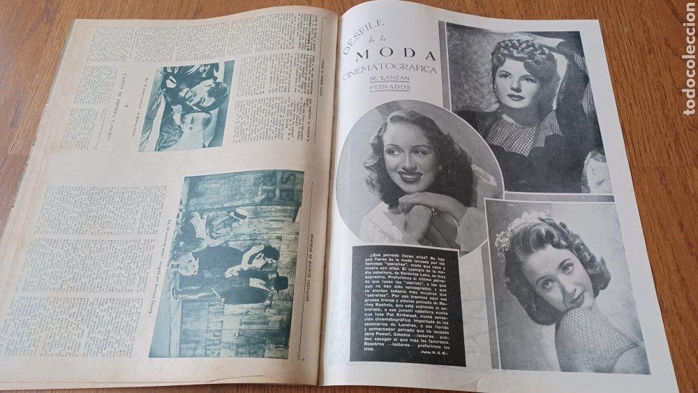Cine: REVISTA PRIMER PLANO N°314. AÑO 1946 .JEAN ROGER. - Foto 14 - 264796074