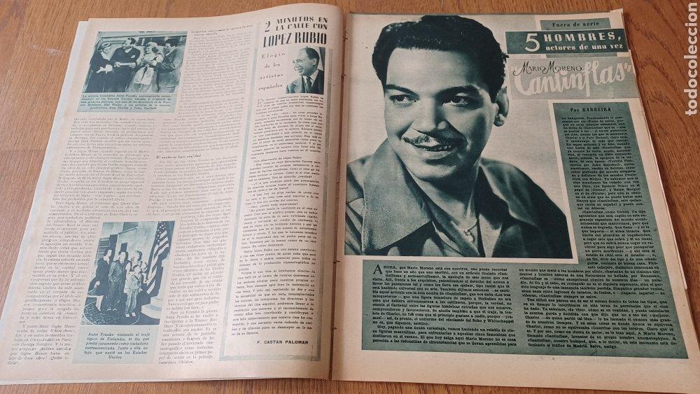 Cine: REVISTA PRIMER PLANO N° 313 .AÑO 1946 .ELLA RAINES - Foto 3 - 264799599