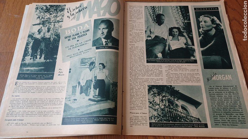 Cine: REVISTA PRIMER PLANO N° 313 .AÑO 1946 .ELLA RAINES - Foto 4 - 264799599