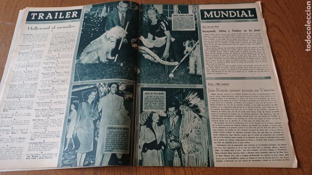 Cine: REVISTA PRIMER PLANO N° 313 .AÑO 1946 .ELLA RAINES - Foto 6 - 264799599