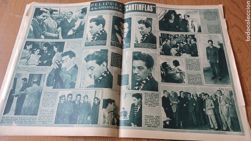 Cine: REVISTA PRIMER PLANO N° 313 .AÑO 1946 .ELLA RAINES - Foto 8 - 264799599