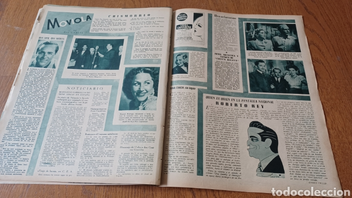 Cine: REVISTA PRIMER PLANO N° 313 .AÑO 1946 .ELLA RAINES - Foto 10 - 264799599