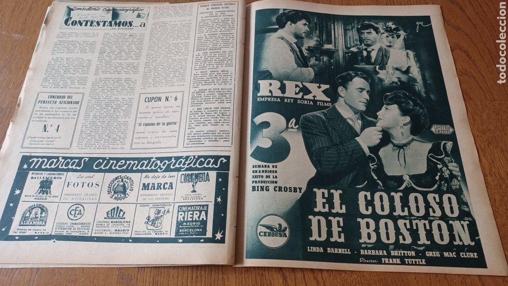 Cine: REVISTA PRIMER PLANO N° 313 .AÑO 1946 .ELLA RAINES - Foto 11 - 264799599