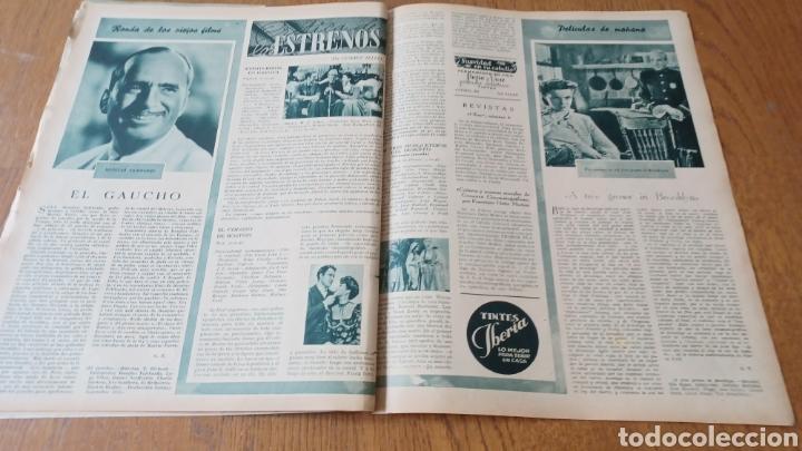 Cine: REVISTA PRIMER PLANO N° 313 .AÑO 1946 .ELLA RAINES - Foto 12 - 264799599
