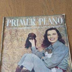Cine: REVISTA PRIMER PLANO N° 313 .AÑO 1946 .ELLA RAINES. Lote 264799599