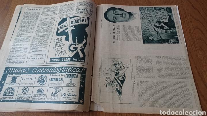 Cine: REVISTA PRIMER PLANO N °332 . AÑO 1946 .LOS TRES CABALLEROS. DE WALT DISNEY - Foto 13 - 264801524