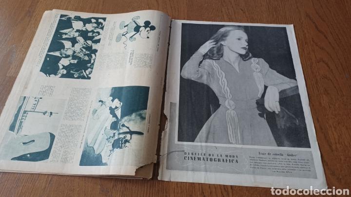 Cine: REVISTA PRIMER PLANO N °332 . AÑO 1946 .LOS TRES CABALLEROS. DE WALT DISNEY - Foto 14 - 264801524