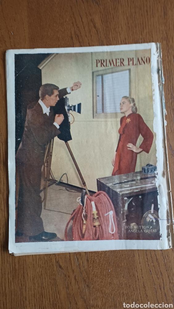 Cine: REVISTA PRIMER PLANO N °332 . AÑO 1946 .LOS TRES CABALLEROS. DE WALT DISNEY - Foto 15 - 264801524