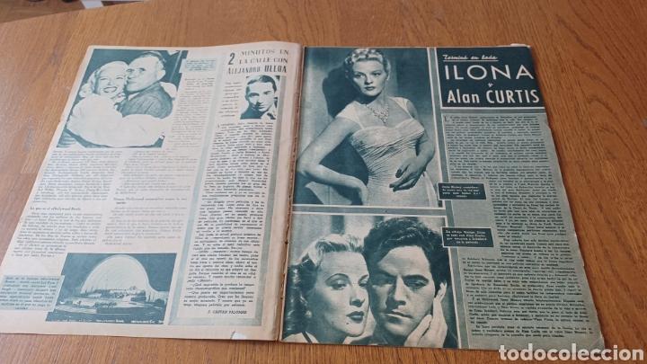 Cine: REVISTA PRIMER PLANO N° 311. AÑO 1946 .MYRNA LOY. - Foto 3 - 264803454