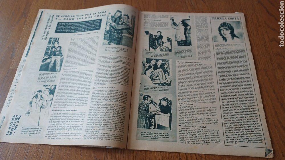 Cine: REVISTA PRIMER PLANO N° 311. AÑO 1946 .MYRNA LOY. - Foto 4 - 264803454