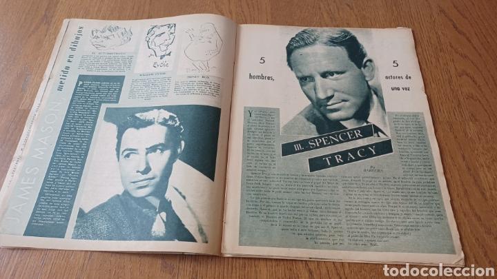 Cine: REVISTA PRIMER PLANO N° 311. AÑO 1946 .MYRNA LOY. - Foto 6 - 264803454