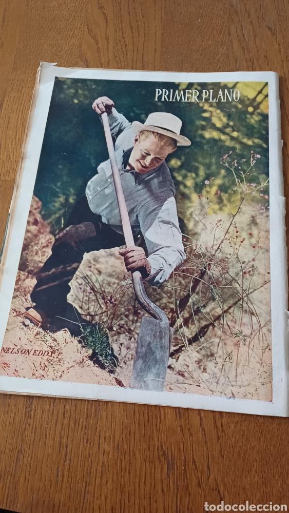 Cine: REVISTA PRIMER PLANO N° 311. AÑO 1946 .MYRNA LOY. - Foto 15 - 264803454