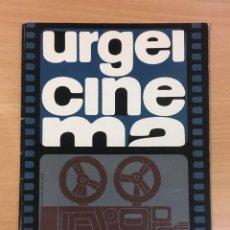 Cinéma: REVISTA BOLETÍN DE CINEMA URGEL DE BARCELONA (1963), COMENTANDO EL FILM CARMEN JONES. Lote 264985099