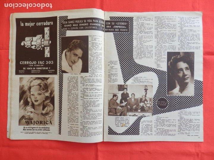 Cine: Ondas, Celia Games, revista nº 73, 15 de diciembre de 1955 - Foto 3 - 265155999